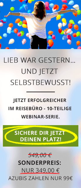 Reisebüro Webinar